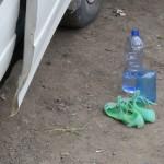 Au pays des sandales vertes