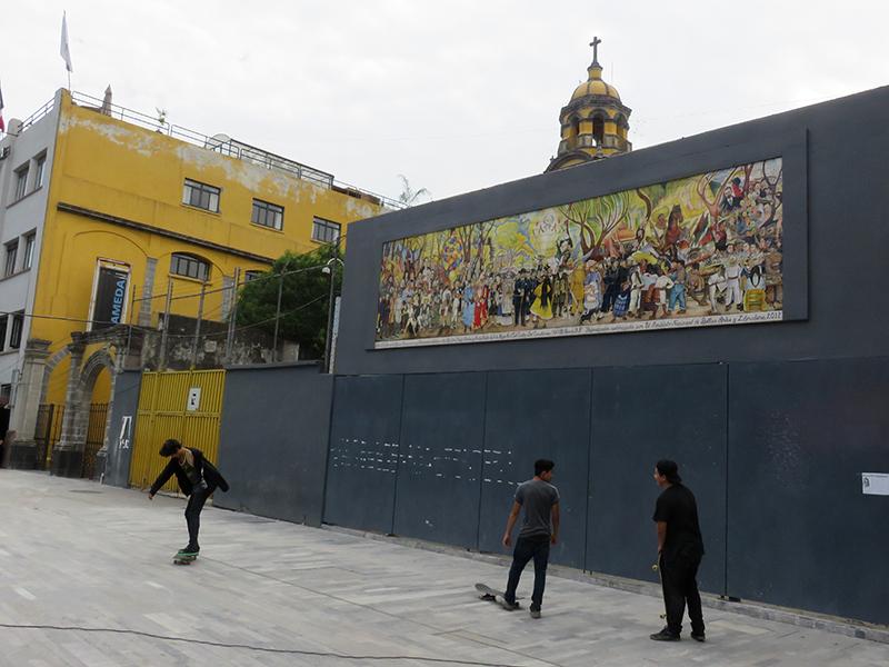 Fresques Rivera