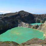 Lacs de Kelimutu
