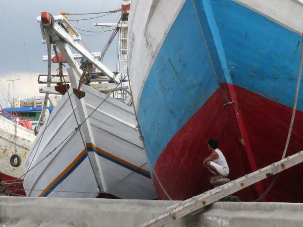 Port de Jakarta