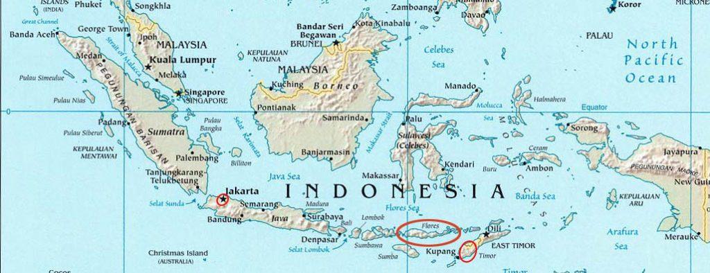 Gilanik Indonesie 2016