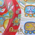 Symboles Mayas