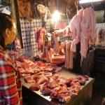 Au marché de Wanhua