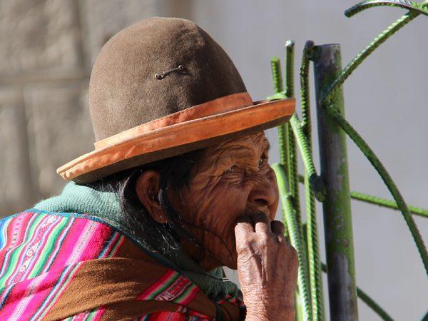 Feutre bolivien