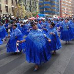 Gran Poder: le défilé