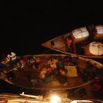 Embarquement de nuit