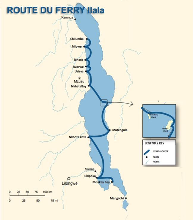ilala-route
