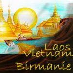 Vignette Gilanik Birmanie Vietnam Laos