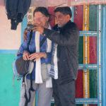 Kutch : Pose obligatoire avec notre guide!
