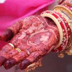 Henné de mariage