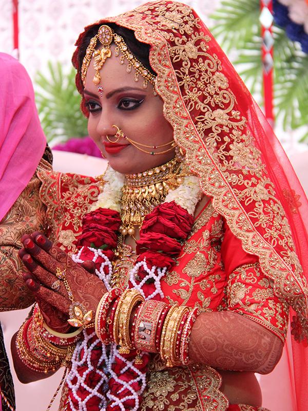 Mariage à Dwarka