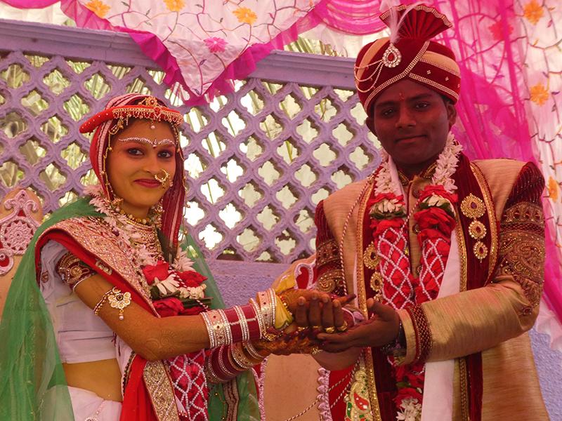 Mariage Hindou