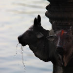 Fontaine sacrée