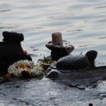 Autel sur les ghats