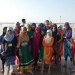 Sur la plage de Mandvi