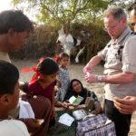 Dons de médicaments à Modawa