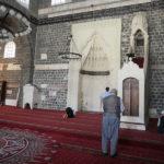 A la mosquée