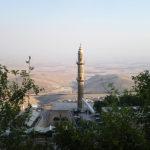 Vue sur les plaines de Mésopotamie
