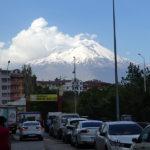 Mont Ararat depuis Dogubayazit