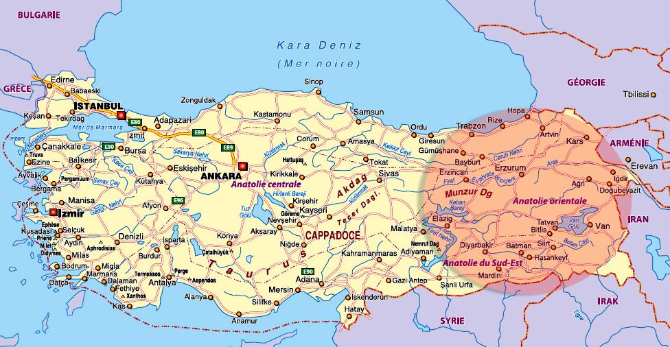 Turquie Gilanik