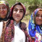 Kurdes de la région de Van