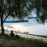 Soirée au bord du lac
