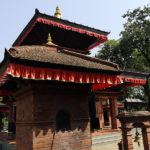 Petit temple hindouiste
