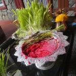 Matériel pour le jour de tika