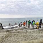Claveria, partie de pêche