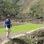Dans les rizières de Piach