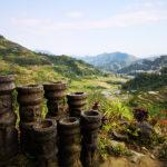 Point de vue sue Banaue