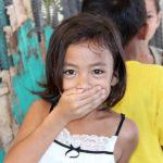 La fille de notre amie à Sablayan