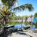 Le long de la Calapan rivier