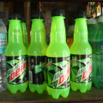 Mountain Dew : boisson nationale!