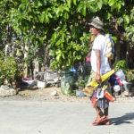 Jour de marché à Bulalacao