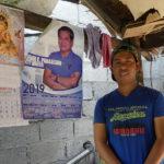 Raymund est fier de son barangay