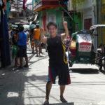 Manille près du cimetière chinois