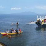 Débarquement à Calapan