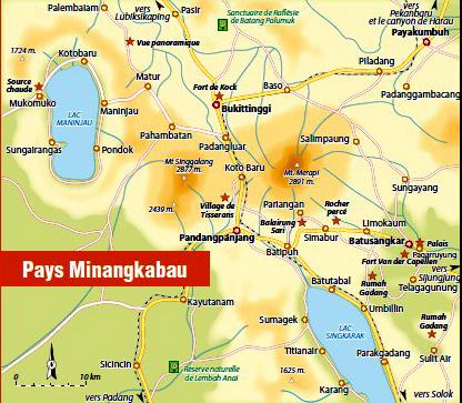 Petit Futé Pays Minangkabau