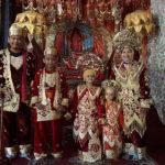 Costumes de  cour