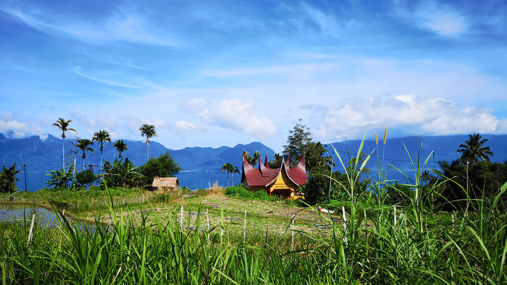 Architacture batak