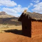 Maison d'adobe