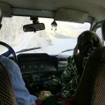 Notre chauffeur et logeur