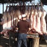 au marché de Kashgar - Chine