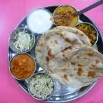 Thali de luxe à Amritsar - Inde