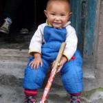 Frontière Népal Chine