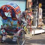 A Thamel - Kathmandou - Népal