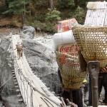Vers les lacs de Gokyio - Népal