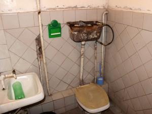 Salle de bains, il manque les odeurs!