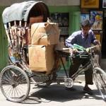 Rickshaws et Compagnie…